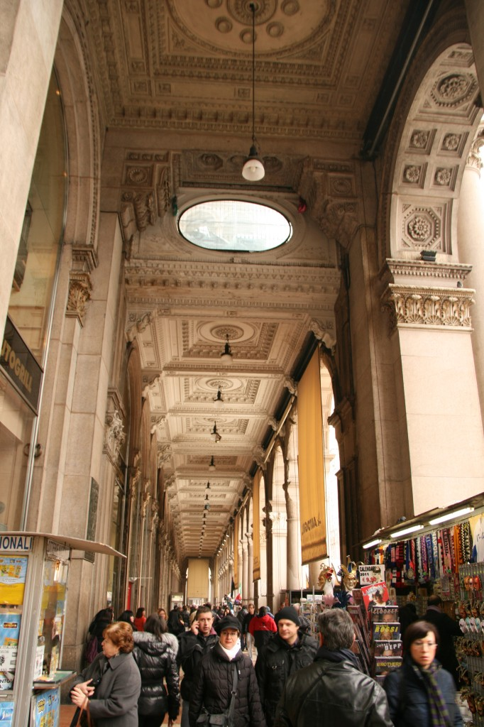 Galleria Vittori Emmanuele II