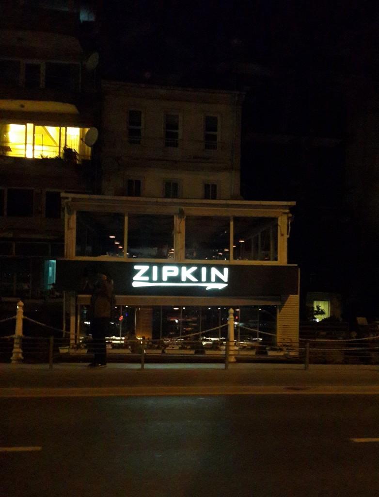 Zıpkın Arnavutköy'de Bulunuyor