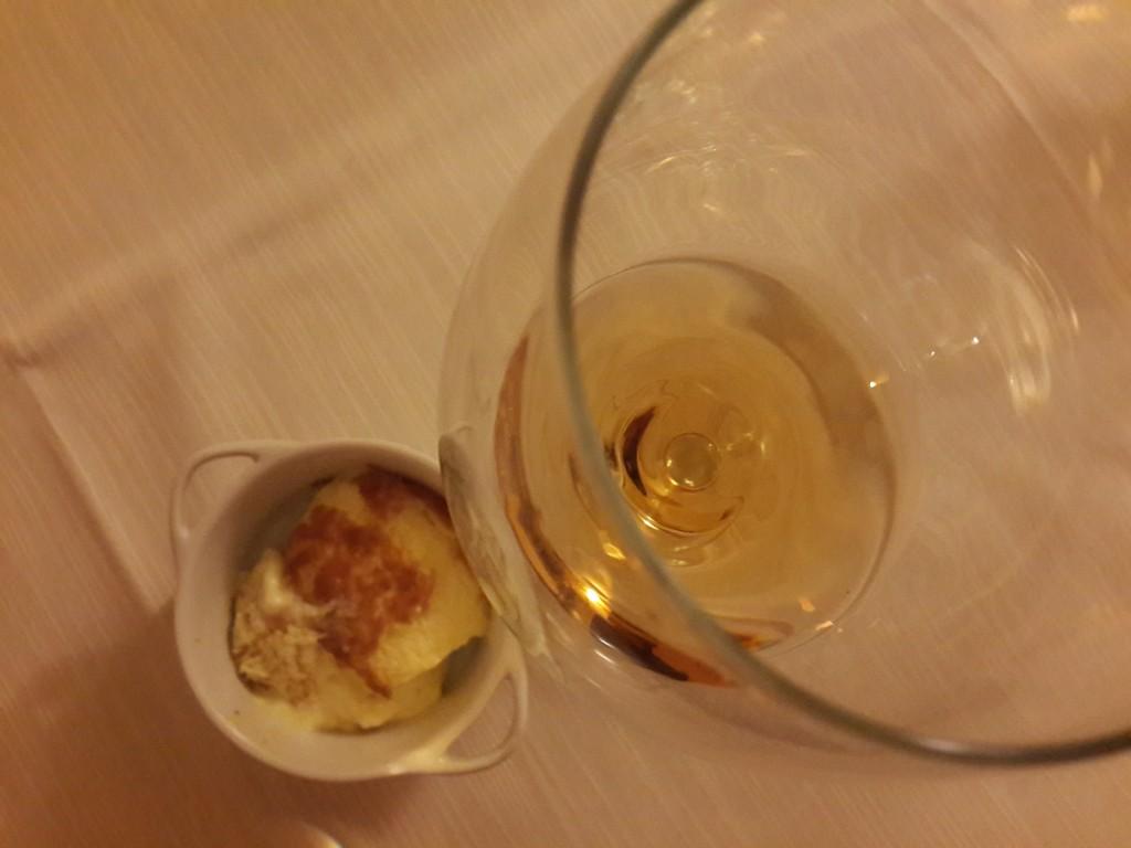 Creme Brule ve Şarap Eşleştirmesi...
