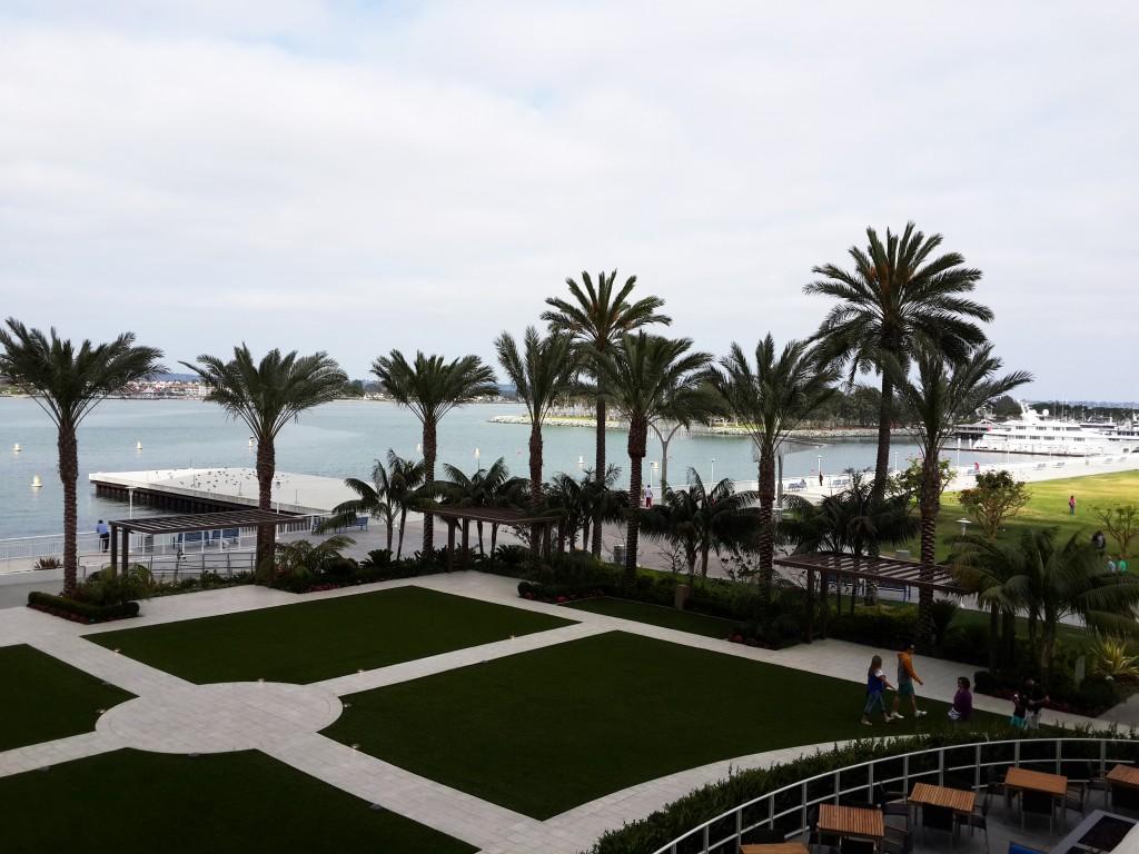 Hilton Bayfront'un Körfez Tarafı