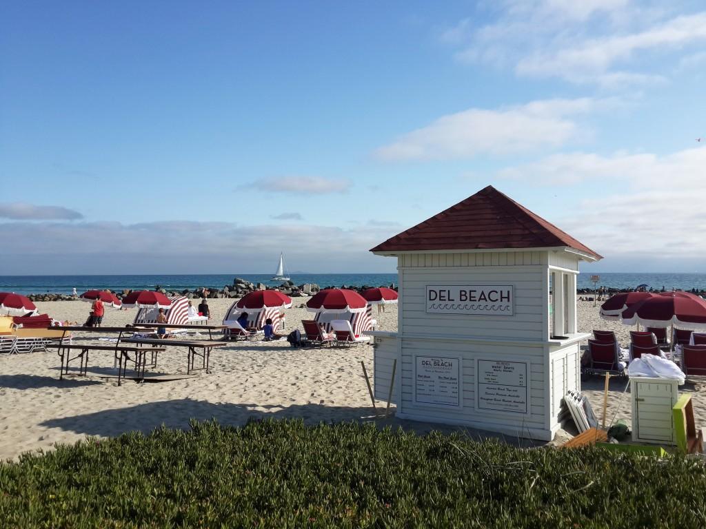 Otelin Plajı