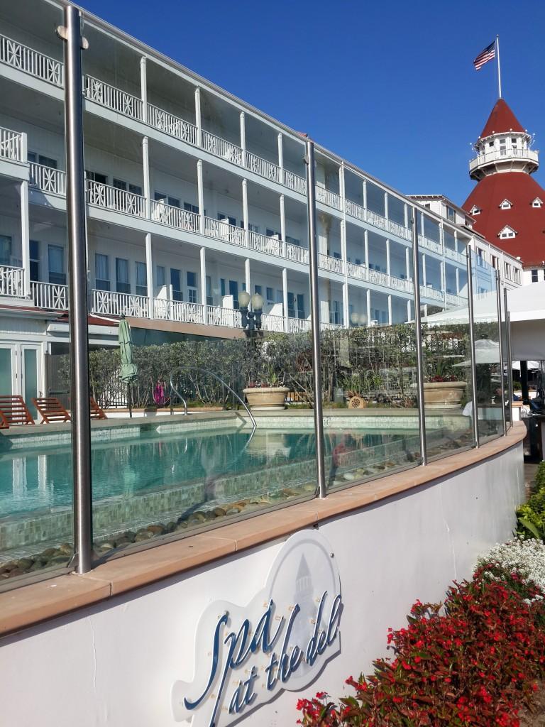Hotel Del Coronado'nun Odaları Okyanus Manzaralı