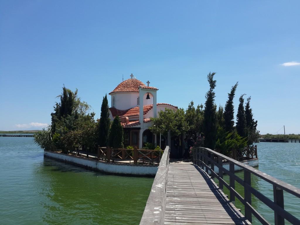 Pantanassa Kilisesi Port Lagos'da...