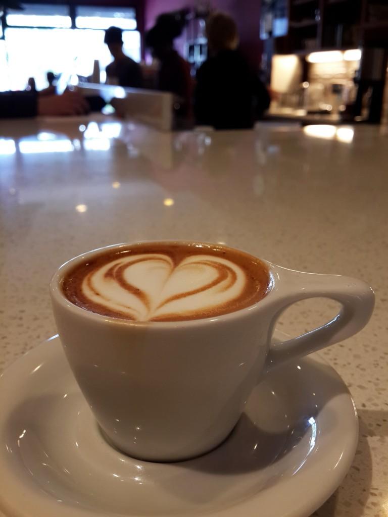 Haight Street Üzerinde Bulunan Kahve Dükkanı ....