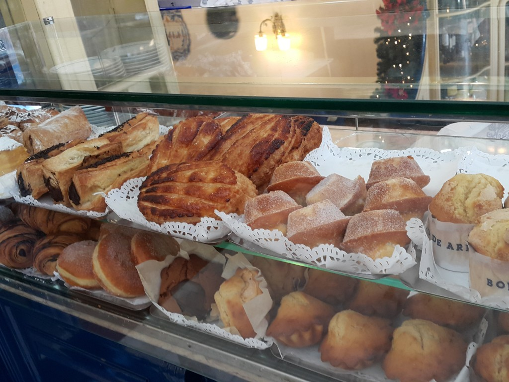 Portekiz çörekleri