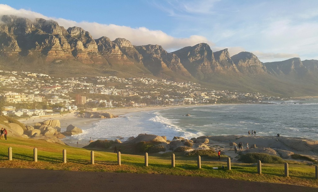 12 Apotles ve Camps Bay