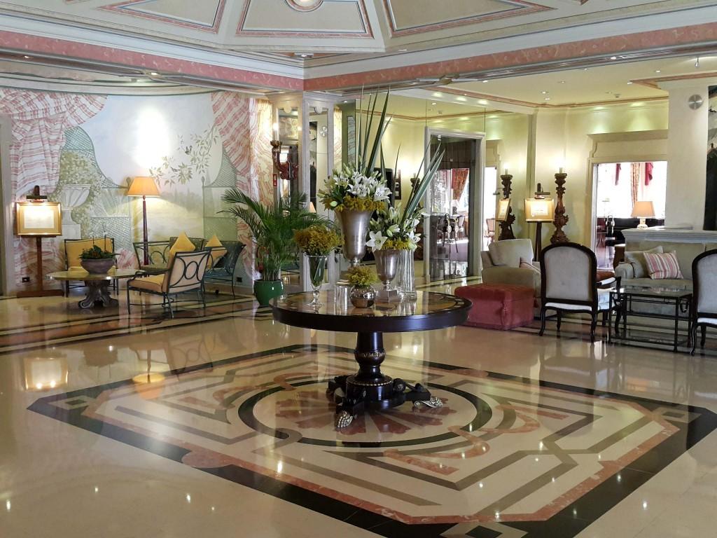 Lapa Palace'ın Lobisi