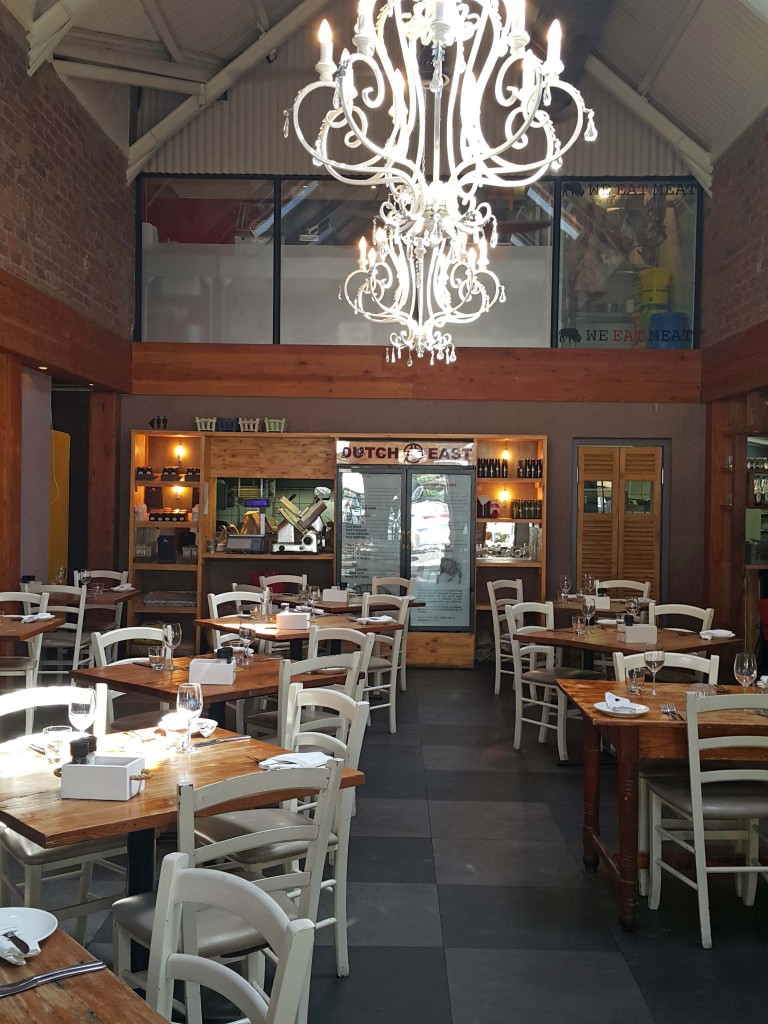 Dutch East Restaurant