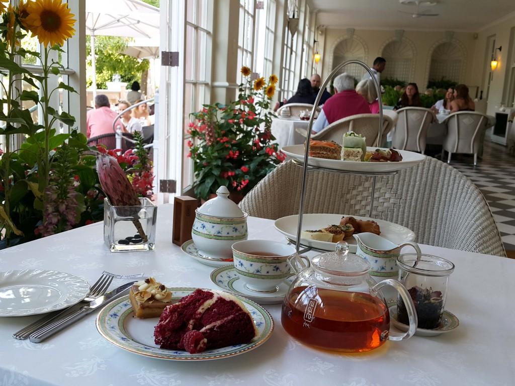 Belmond Mount Nelson Hotel'de Çay Keyfi