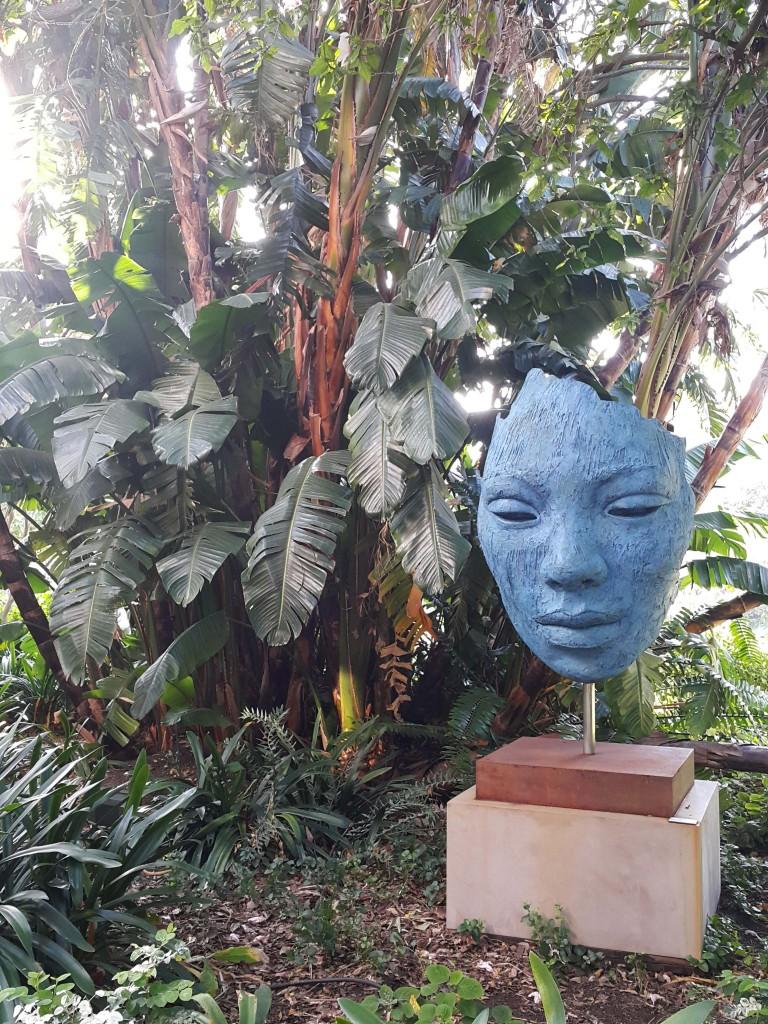 Belmond Mount Nelson Hotel'in sanat eserleri