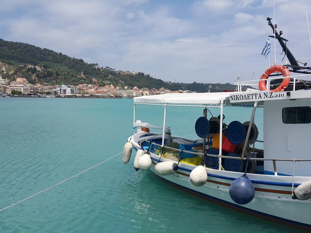 Zakintos Limanı