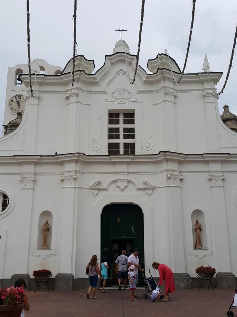 Santa Sophia Kilisesi