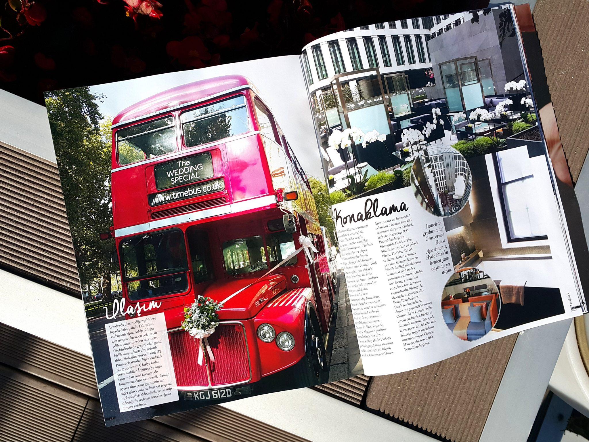 Originel Magazine Kasım 2015