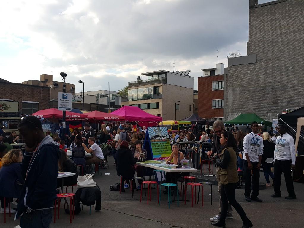 Shoreditch Urban Food Fest