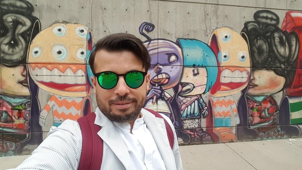 Sokak Sanatı her yerde