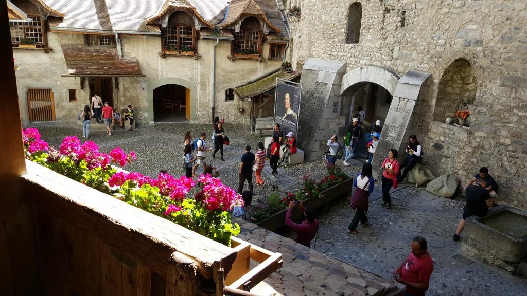 Chateu De Chillon