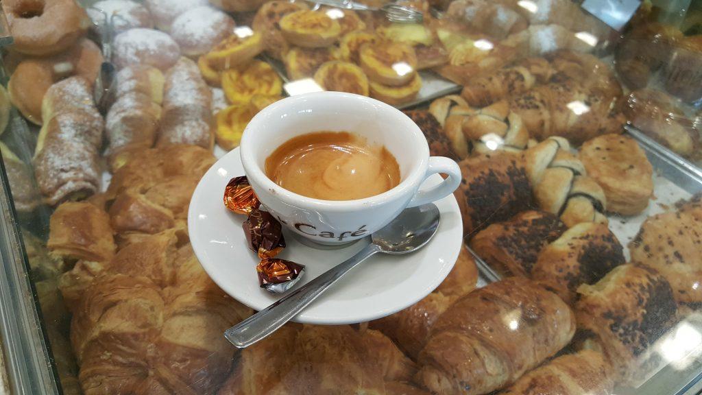 Italyan usulü kahvaltı
